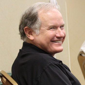 Mike Beasley smiling