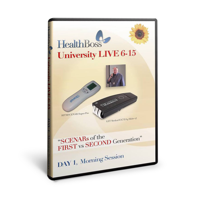 SCENAR COSMODIC Training: HBU LIVE 6-15