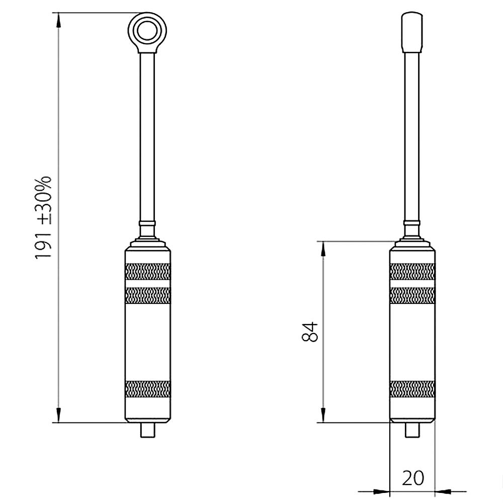 Remote electrode EMC01